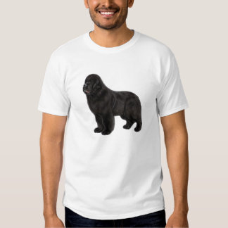Newfoundland Drawing T-shirt