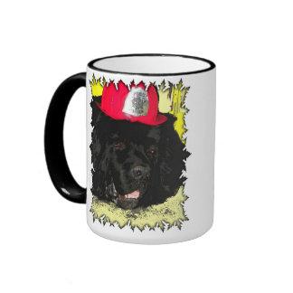 Newfoundland Firefigther's mug