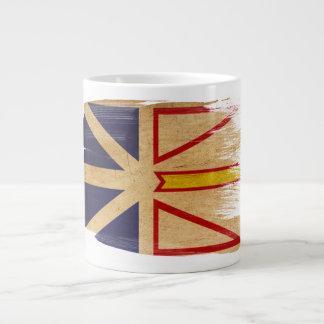 Newfoundland Flag 20 Oz Large Ceramic Coffee Mug