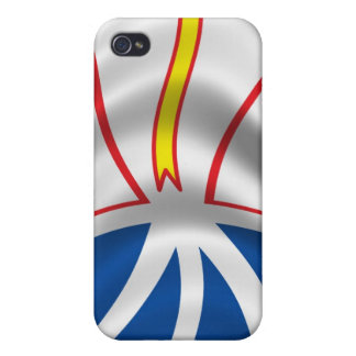 Newfoundland Flag for iPhone 4 iPhone 4 Case
