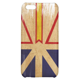 Newfoundland Flag Case For iPhone 5C
