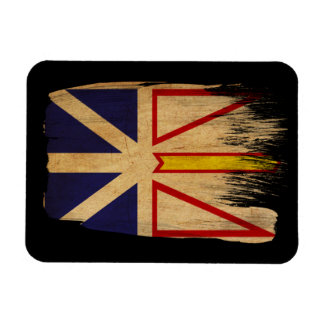 Newfoundland Flag Magnets