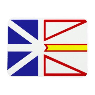 Newfoundland Flag Rectangular Magnets