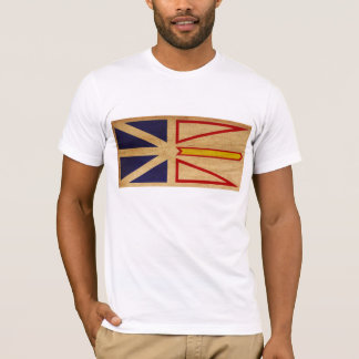 Newfoundland Flag T-shirt