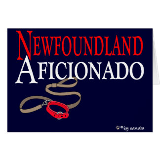 Newfoundland Greeting Card