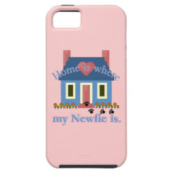 Case-Mate Vibe iPhone 5 Case with Newfoundland Phone Cases design