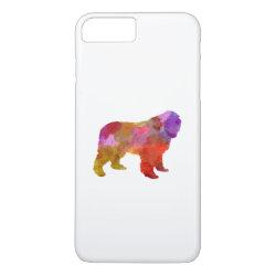 Case-Mate Tough iPhone 7 Plus Case with Newfoundland Phone Cases design