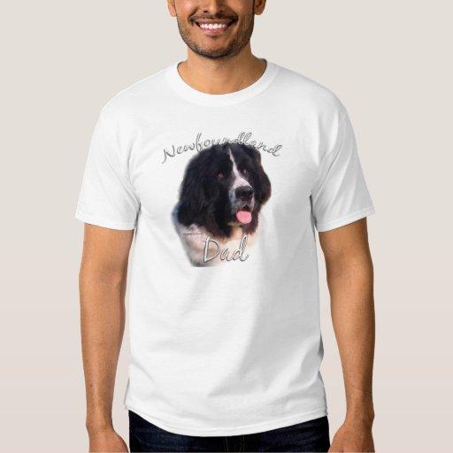 Newfoundland (landseer) Dad 2 T-shirts