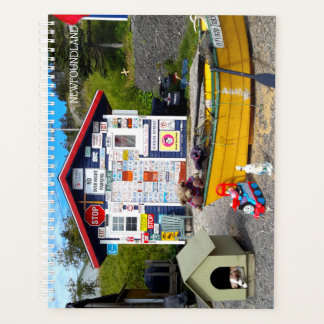 Newfoundland License Plate House Home Planner 2