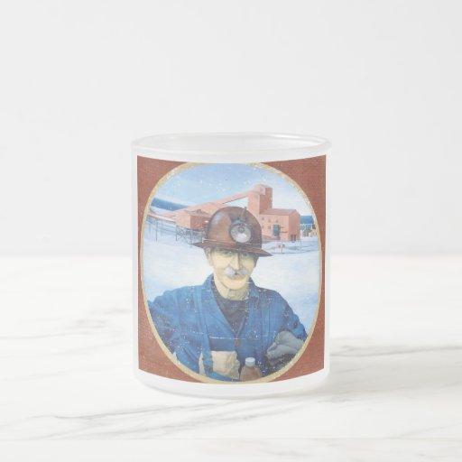 Newfoundland Miner Mural Mug
