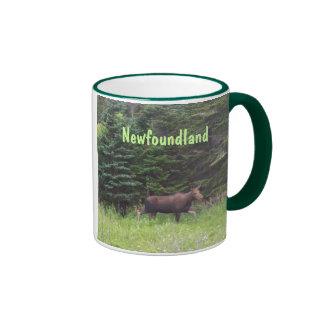 Newfoundland Moose Souvenir Mug