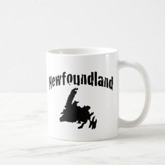 Newfoundland Classic White Coffee Mug