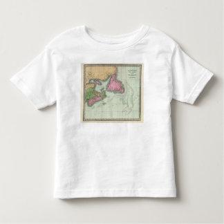 Newfoundland Nova Scotia And New Brunswick T-shirt