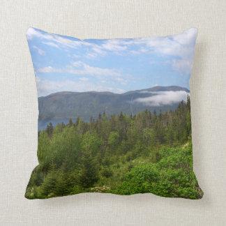 Newfoundland Throw Pillows