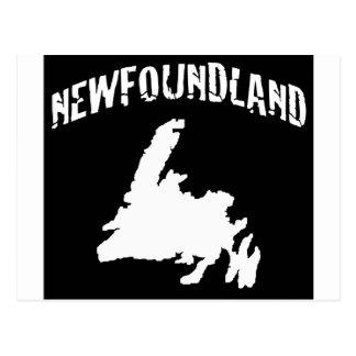 Newfoundland Post Card
