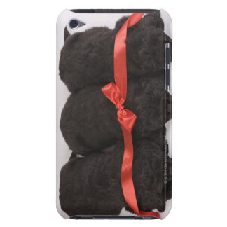 Newfoundland Puppies sleeping (Canis Case-Mate iPod Touch Case