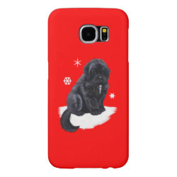 Case-Mate Barely There Samsung Galaxy S6 Case with Newfoundland Phone Cases design