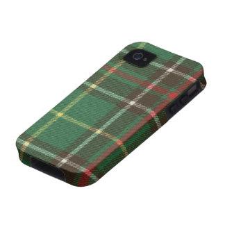 Newfoundland Tartan iPhone 4/4S TOUGH Case Case-Mate iPhone 4 Cover