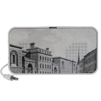 Newgate prison, 1799 travel speakers