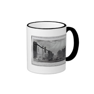 Newgate prison and the Old Bailey Mugs