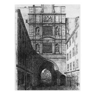 Newgate Prison Postcard
