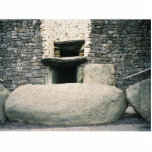 Newgrange Irlanda, símbolos espirales antiguos