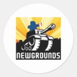 newgrounds hacked 1 stickers