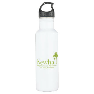 Newhall Neighborhood Association Water Bottle