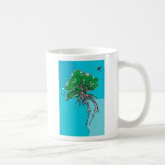 newHOPE.collection Classic White Coffee Mug