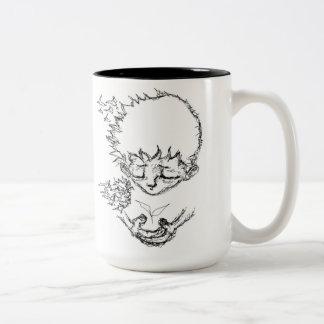 newHOPE Two-Tone Coffee Mug
