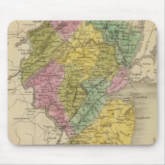 NewJersey 2 Mouse Pad