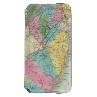 NewJersey iPhone 6/6s Wallet Case