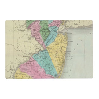 NewJersey Placemat