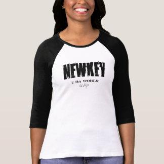 NEWKEY, 2 DA WORLD, DA STYX T-Shirt