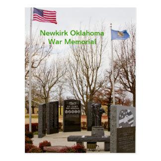 Newkirk 3 postcard