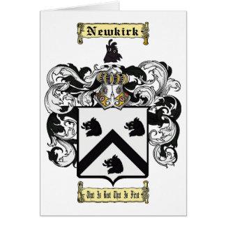 Newkirk Card