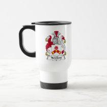 Newland Family Crest Mug