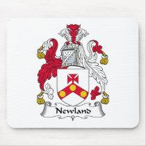 Newland Family Crest Mousepad