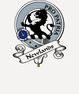 Newlands Clan Badge Tees