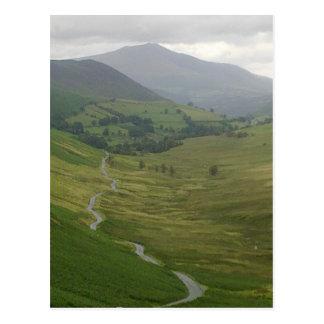 Newlands Valley Postcard