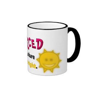 Newly Divorced Ringer Mug