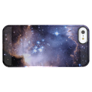 Newly Forming Stars Clear iPhone SE/5/5s Case