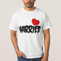 NEWLY MARRIED COUPLE T SHIRT.JUST MARRIED T SHIRT