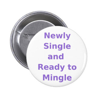 Newly Single and Ready to Mingle - 2 - Violet Pins