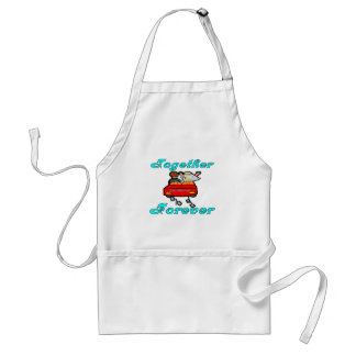 Newly Wed Adult Apron