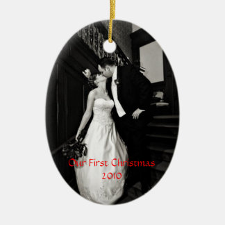 Newly Wed ornament