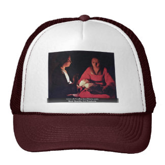 Newlyborn Infant (The Nativity?) Hat