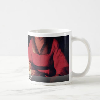 Newlyborn Infant (The Nativity?) Coffee Mugs