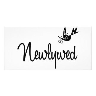 Newlywed Announcement Card