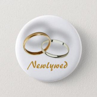 Newlywed Button